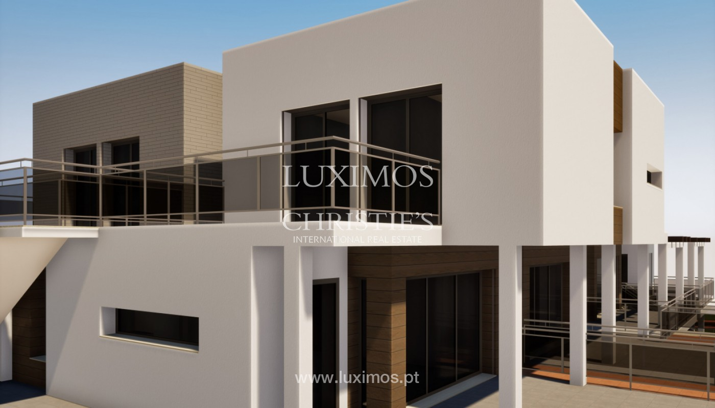 Modern 2 bedroom apartment, with sea view, Albufeira, Algarve_153503