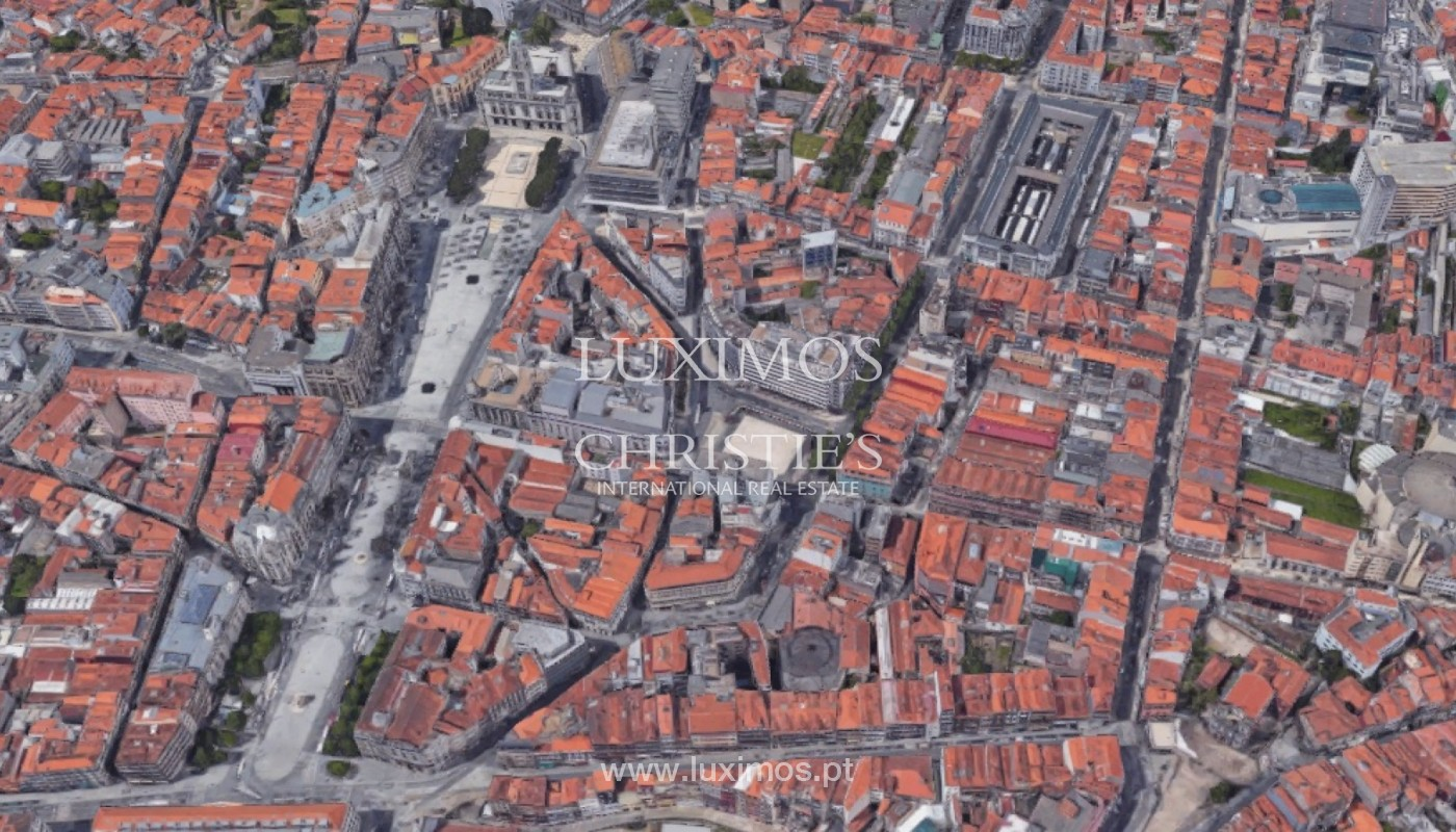 Building with approved project, for sale, in Downtown Porto, Portugal_153533
