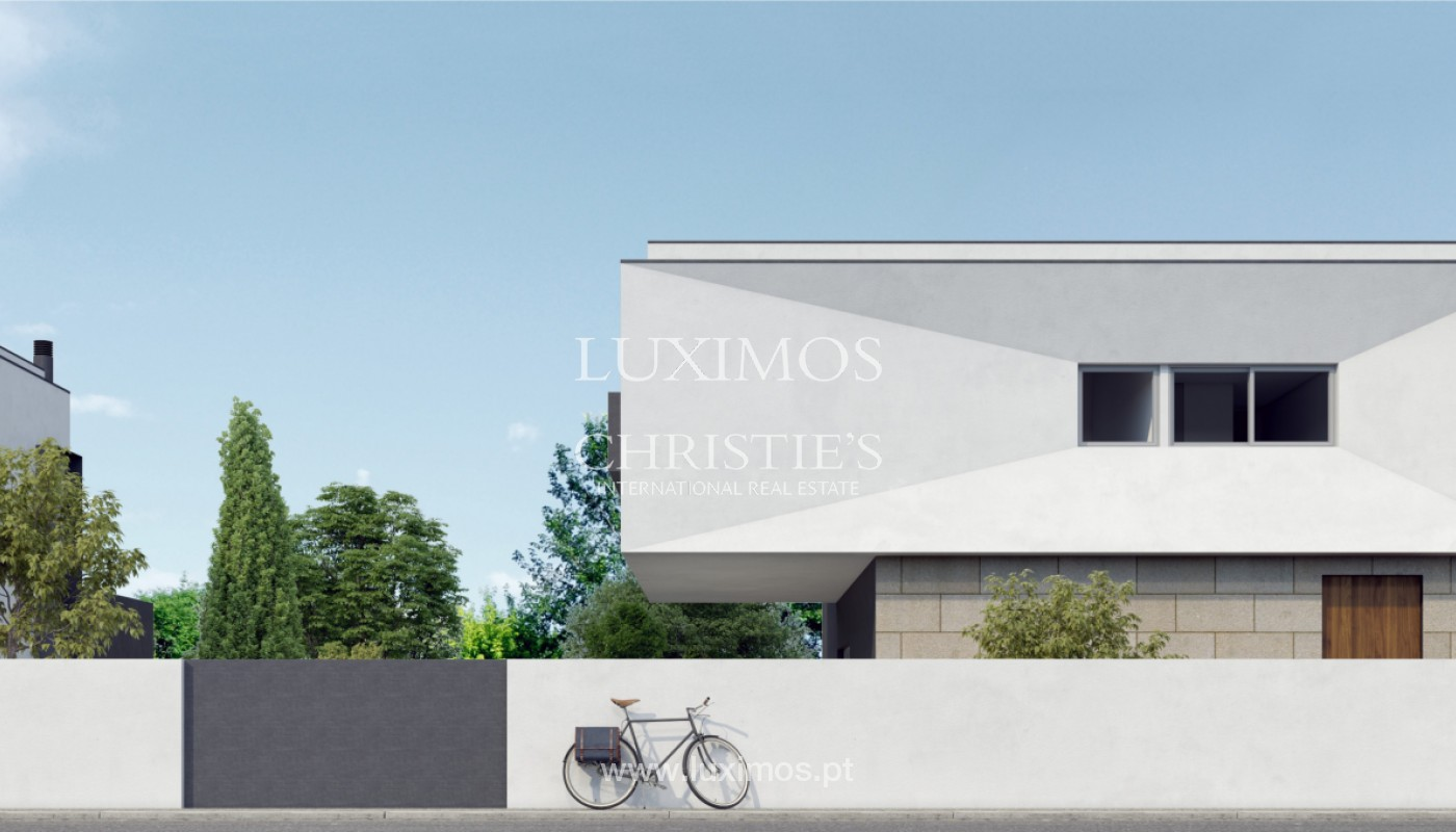 House under construction with garden, for sale, Trofa, Porto, Portugal_153718