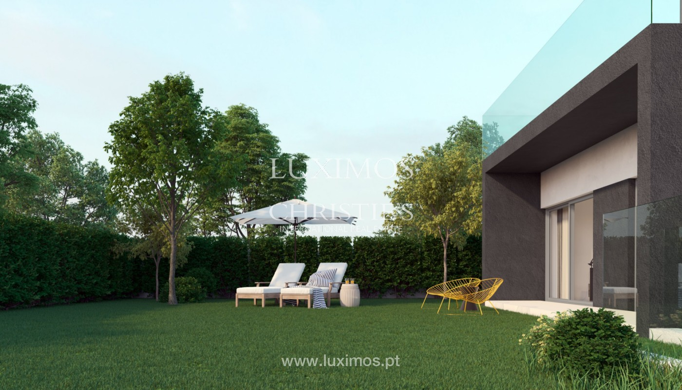 House under construction with garden, for sale, Trofa, Porto, Portugal_153719