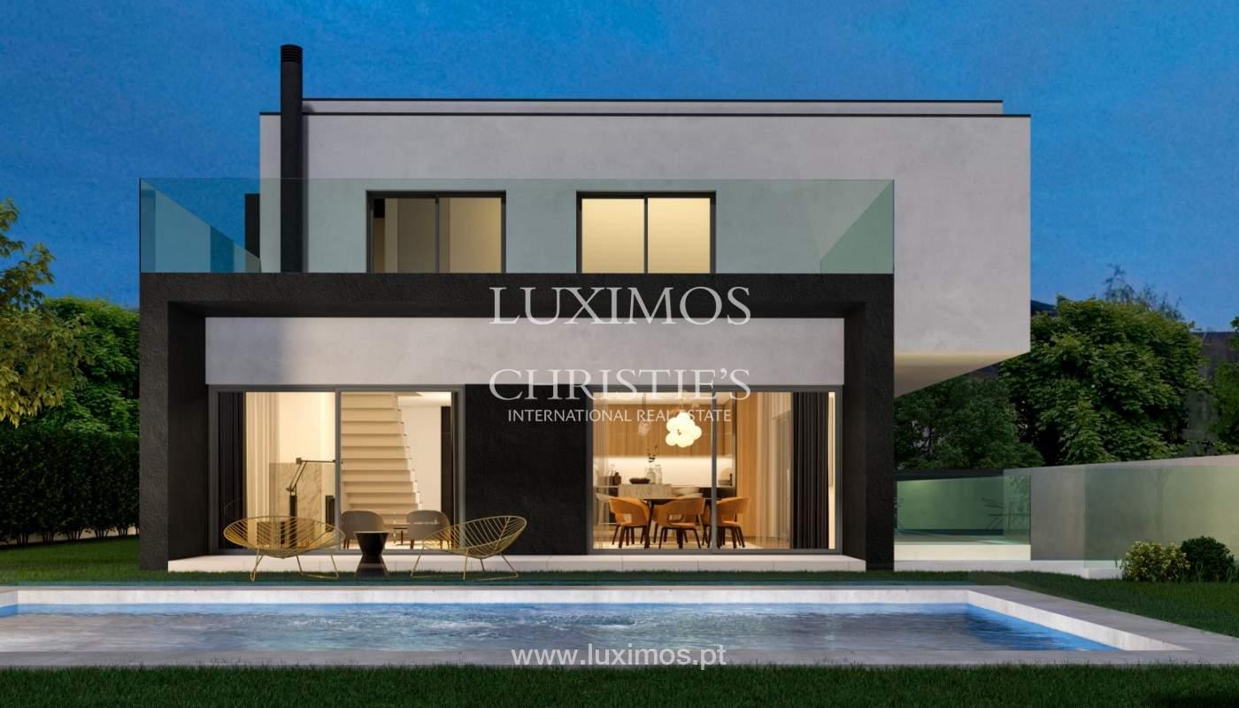 Maison en construction avec jardin, à vendre, à Trofa, Porto, Portugal_153741
