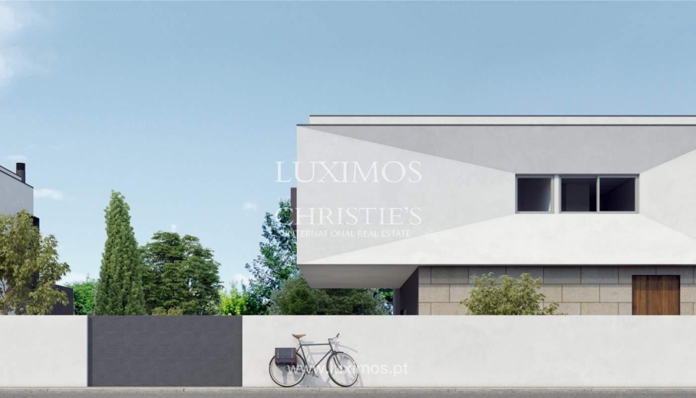 Maison en construction avec jardin, à vendre, à Trofa, Porto, Portugal_153753