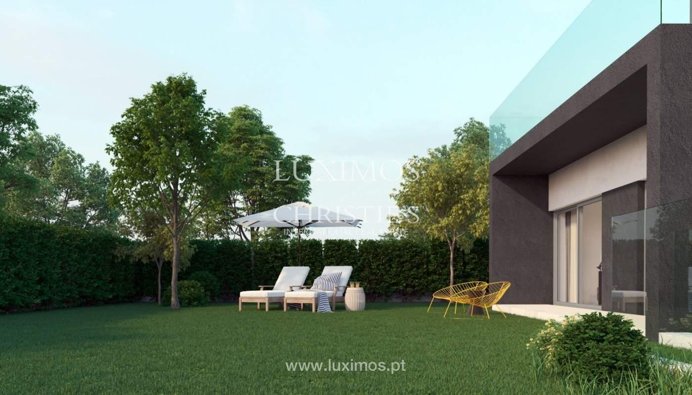 Moradia em fase final de construção com jardim, para venda, na Trofa_153756