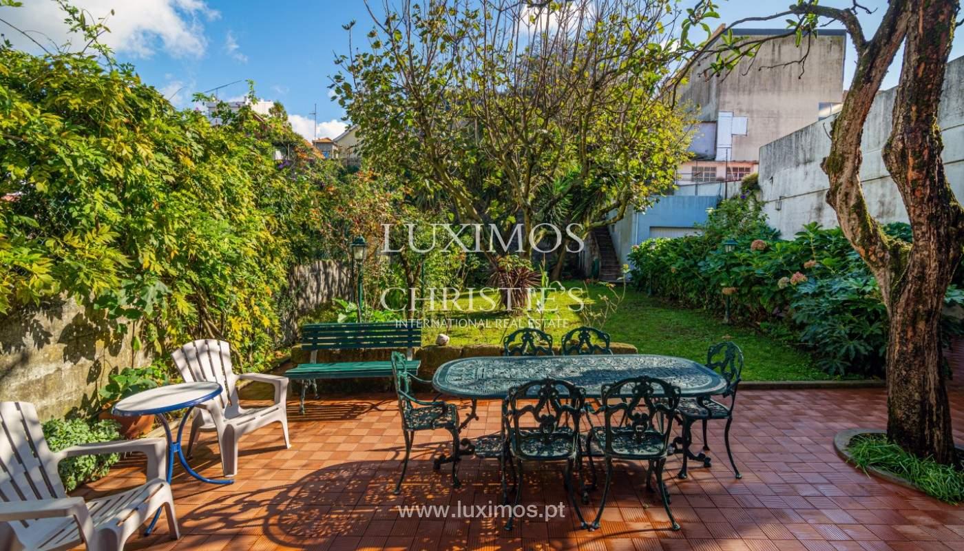 Maison typique avec jardin, à vendre, dans le centre de Porto, Portugal_153767