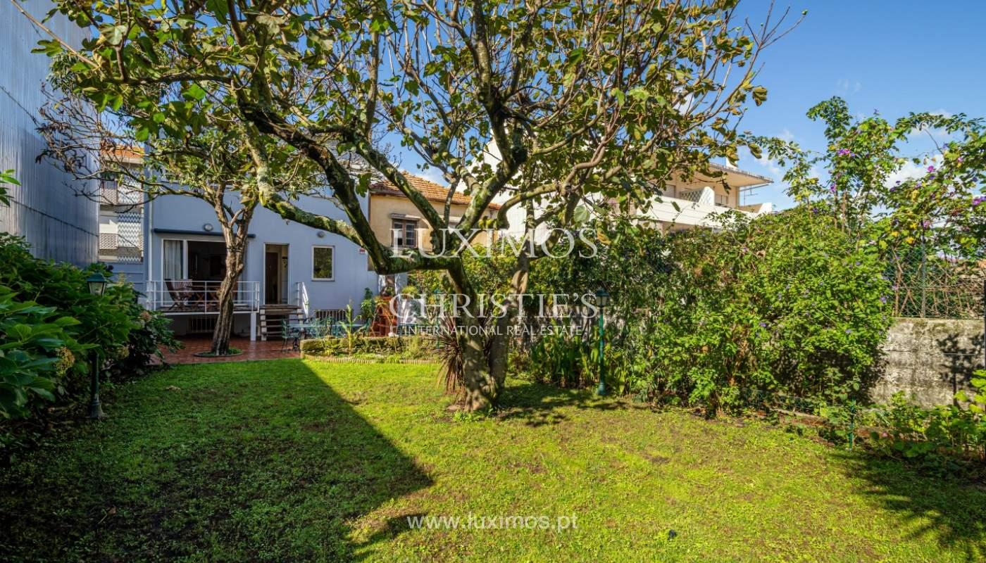 Maison typique avec jardin, à vendre, dans le centre de Porto, Portugal_153772