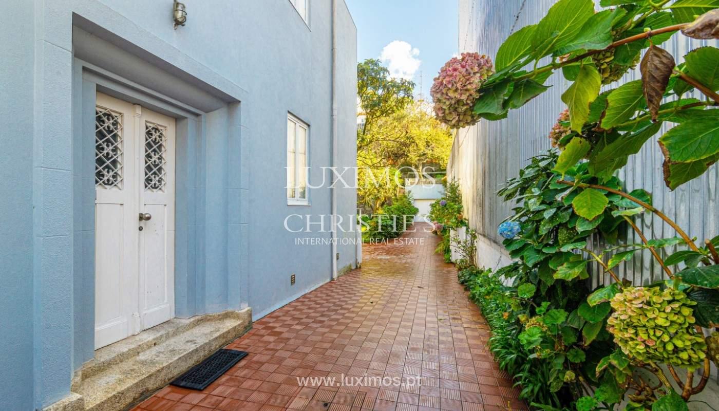 Maison typique avec jardin, à vendre, dans le centre de Porto, Portugal_153791