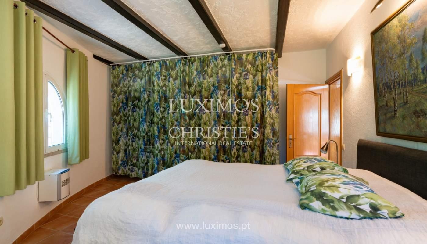 Detached house, closed condominium, Quarteira, Algarve_153827