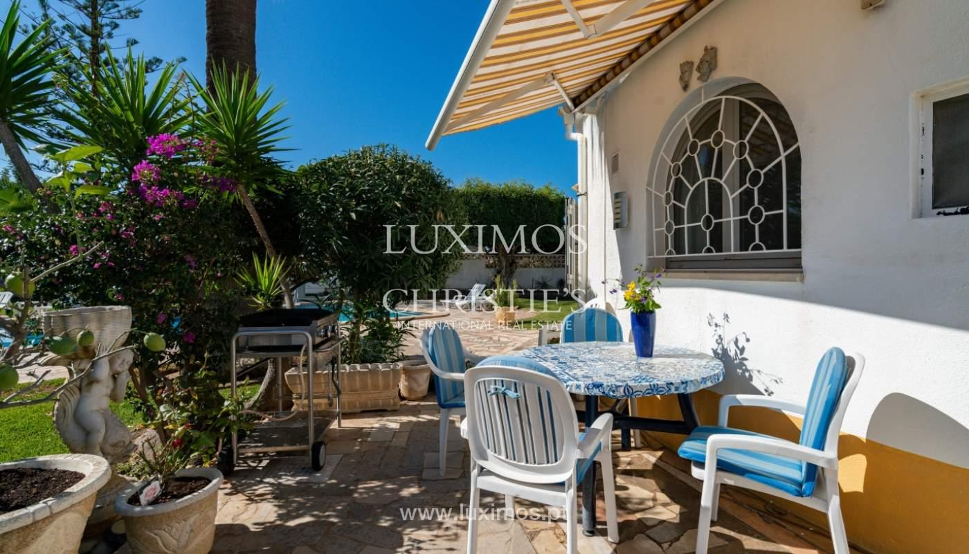 Detached house, closed condominium, Quarteira, Algarve_153841