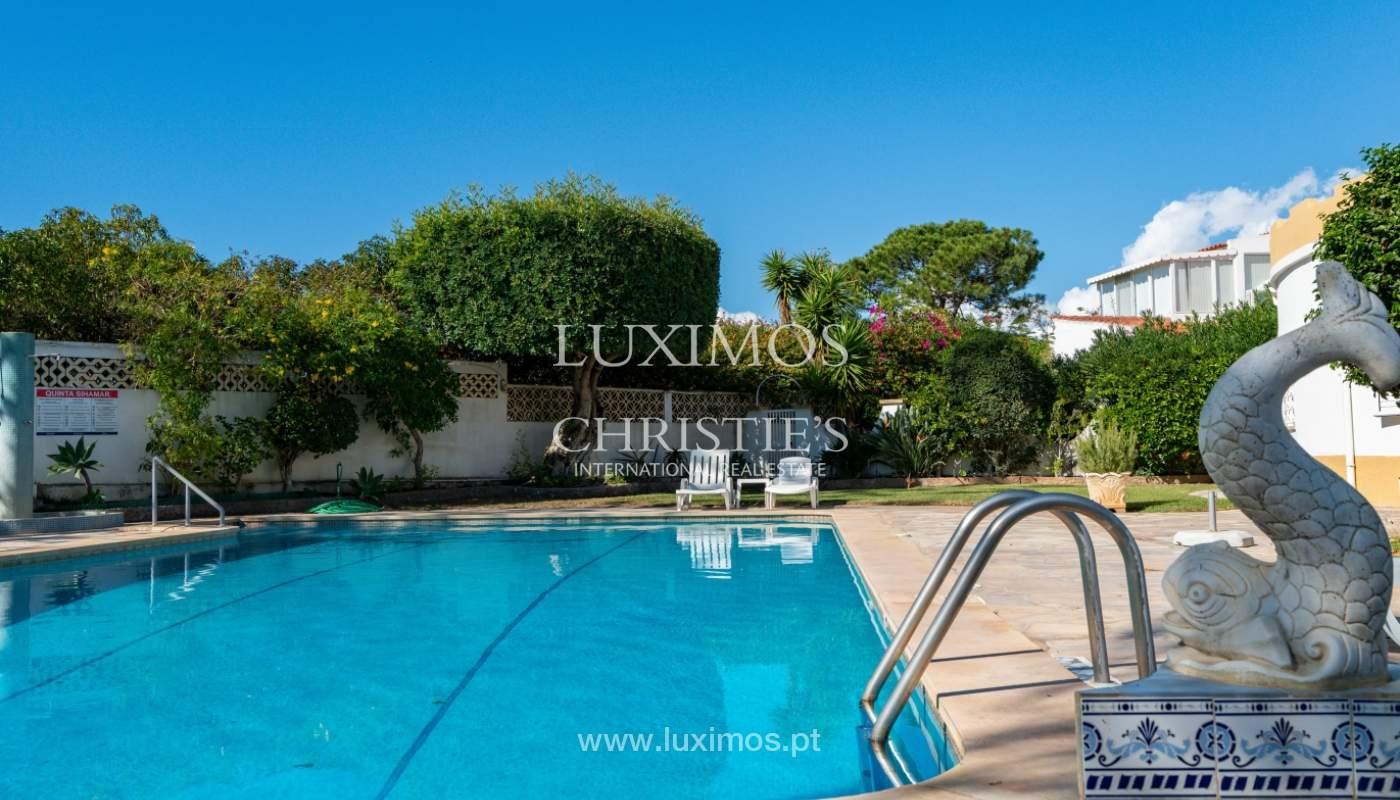 Detached house, closed condominium, Quarteira, Algarve_153848