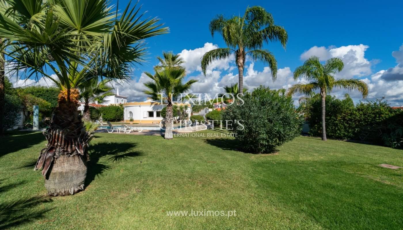 Detached house, closed condominium, Quarteira, Algarve_153849