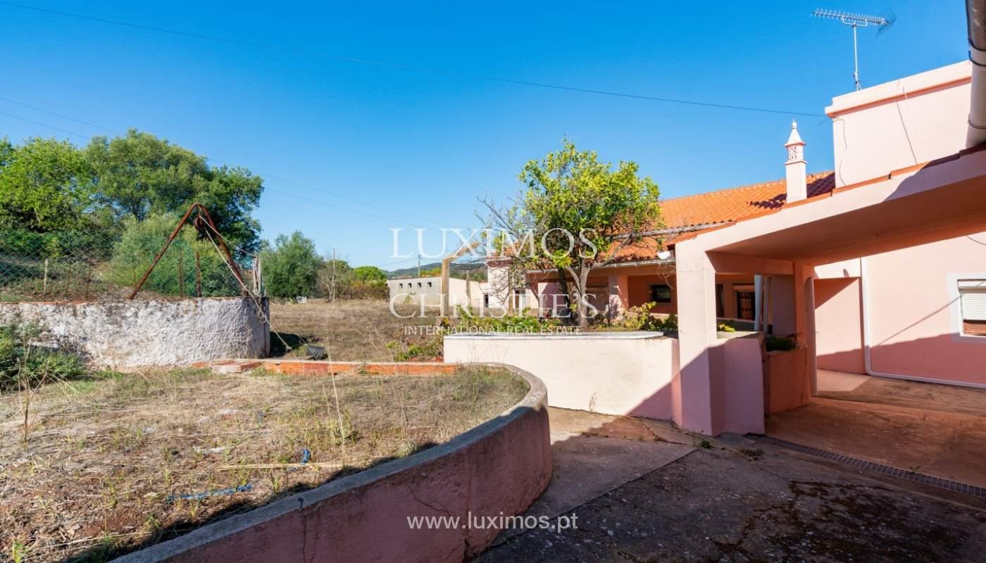 Casa independiente, en venta, V4, Salir, Algarve_153883