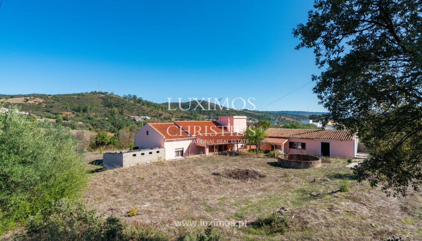 Casa independiente, en venta, V4, Salir, Algarve_153890