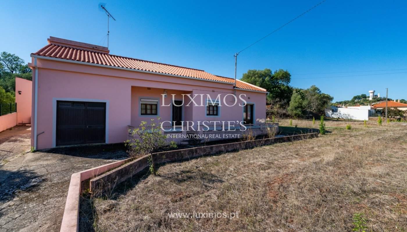 Casa independiente, en venta, V4, Salir, Algarve_153895