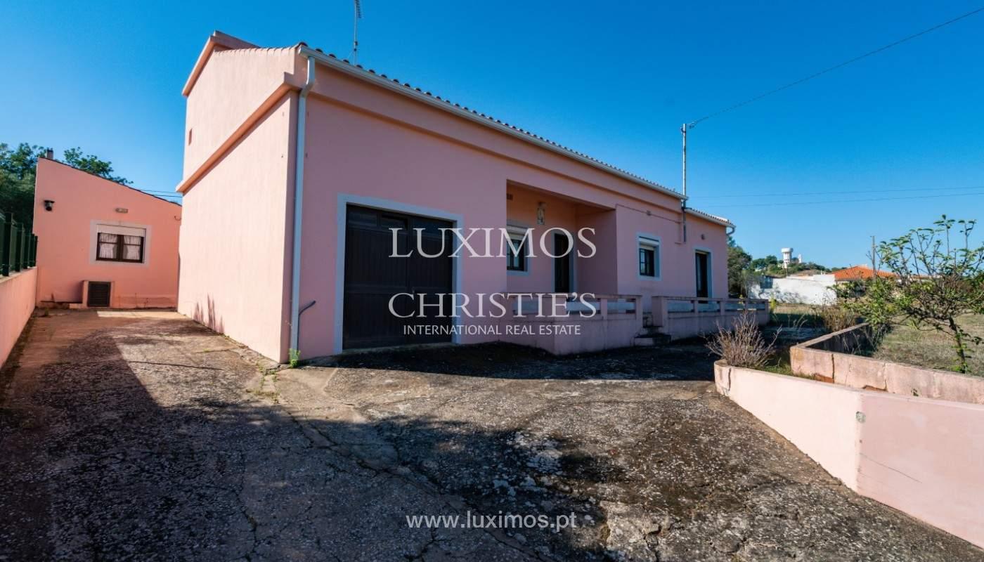 Casa independiente, en venta, V4, Salir, Algarve_153896