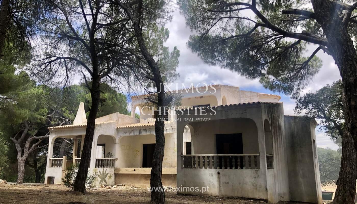 Parcelle de terrain, avec viabilité de construction, Almancil, Algarve_153900
