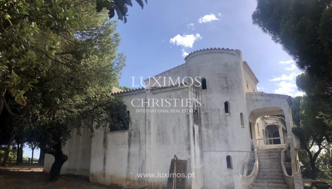 Parcelle de terrain, avec viabilité de construction, Almancil, Algarve_153903