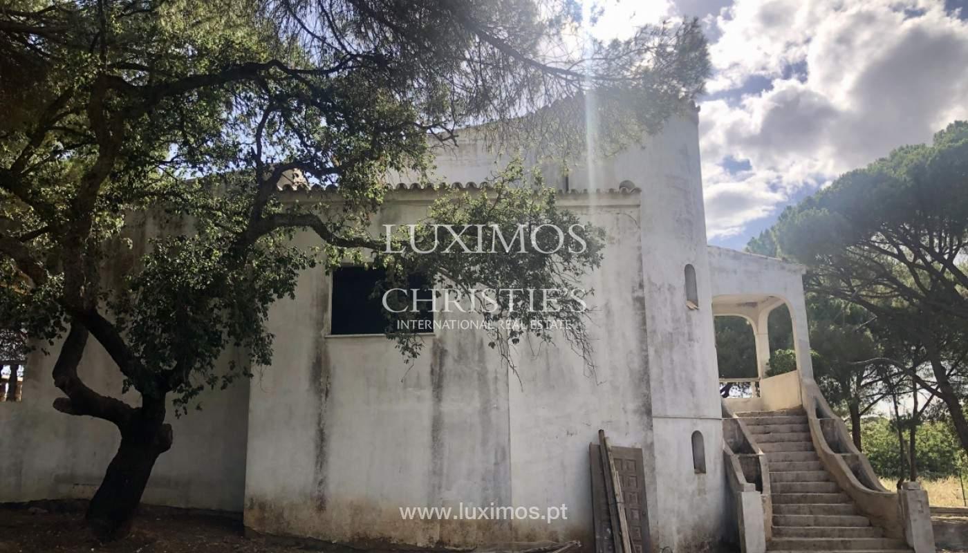 Parcelle de terrain, avec viabilité de construction, Almancil, Algarve_153904
