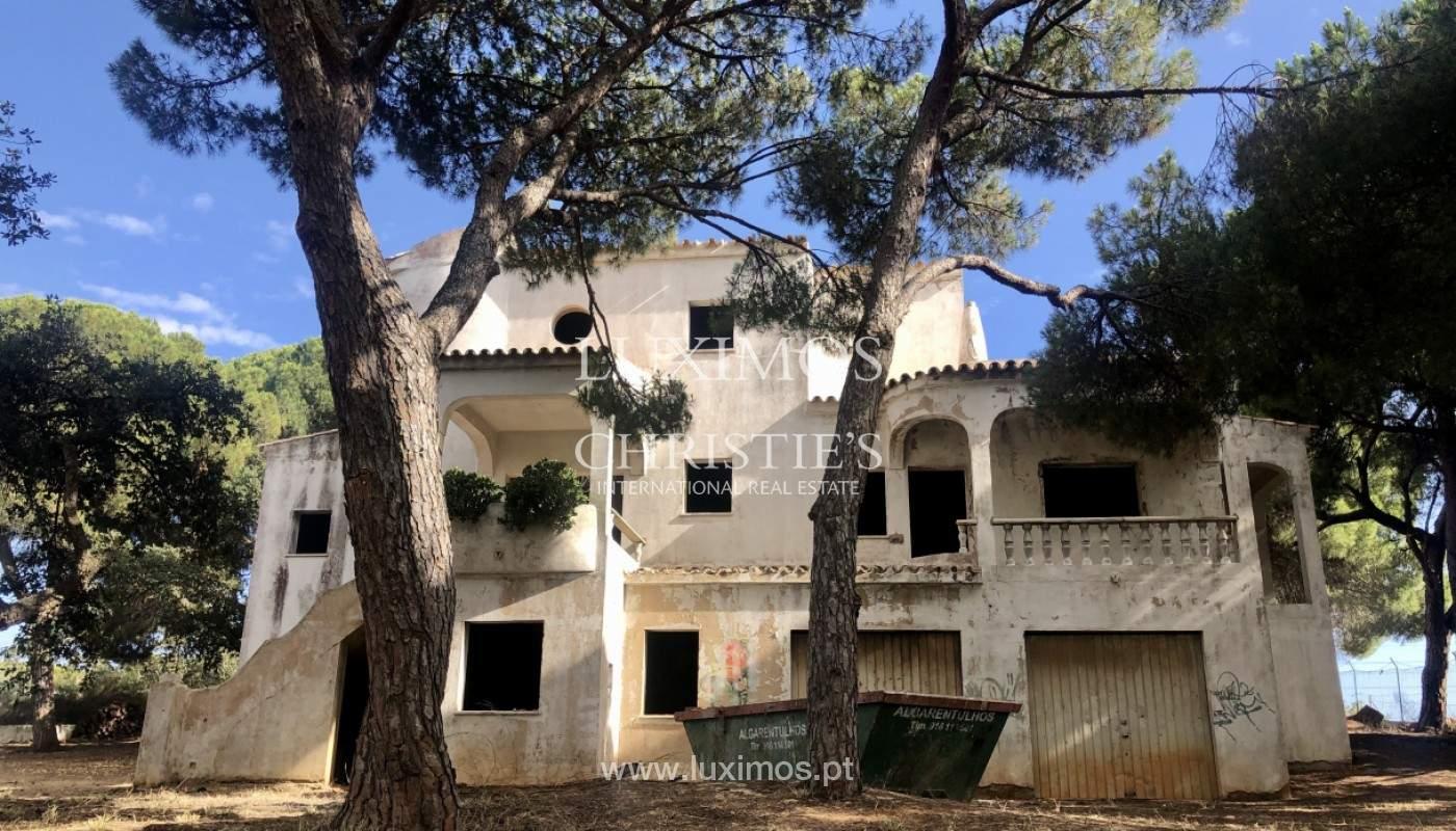 Parcelle de terrain, avec viabilité de construction, Almancil, Algarve_153905