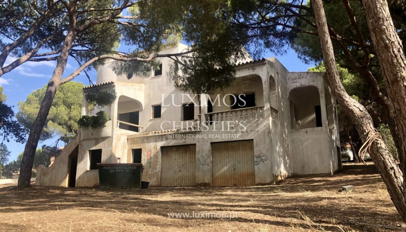 Parcelle de terrain, avec viabilité de construction, Almancil, Algarve_153906