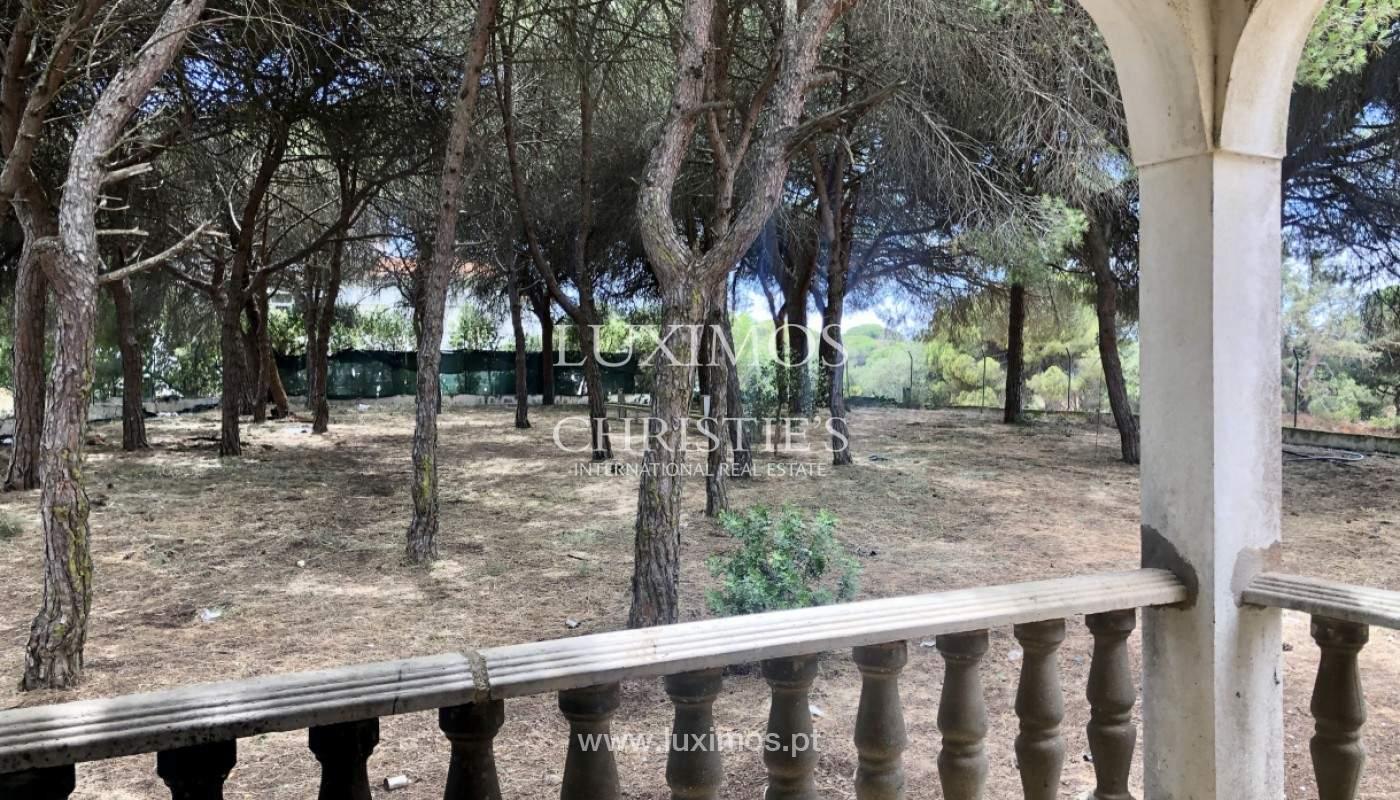 Parcelle de terrain, avec viabilité de construction, Almancil, Algarve_153911