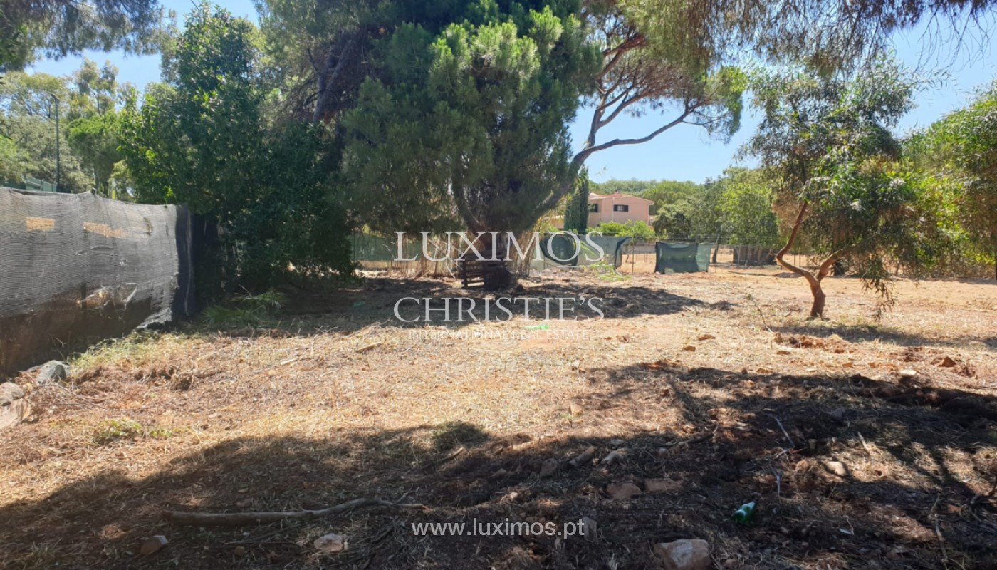 Plot of land with building viability, Almancil, Algarve_153915