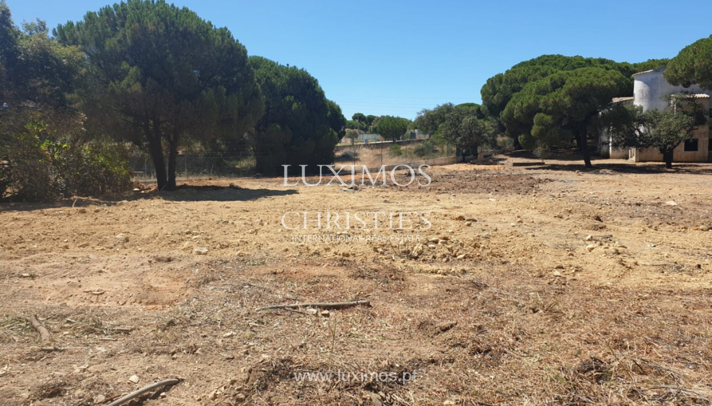 Plot of land with building viability, Almancil, Algarve_153916