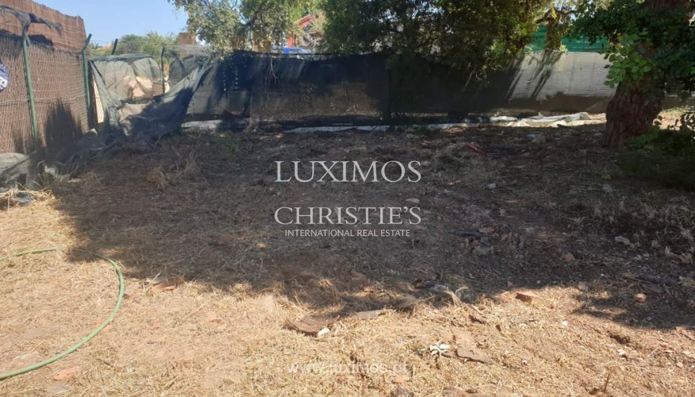 Plot of land with building viability, Almancil, Algarve_153918