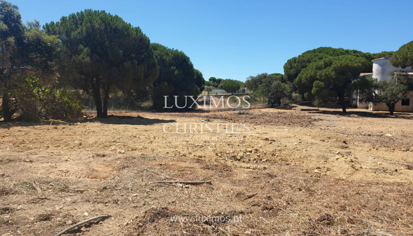 Plot of land with building viability, Almancil, Algarve_153919