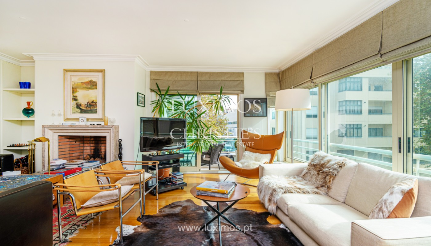 Luxury apartment, for sale, in Foz do Douro, Porto, Portugal_154030