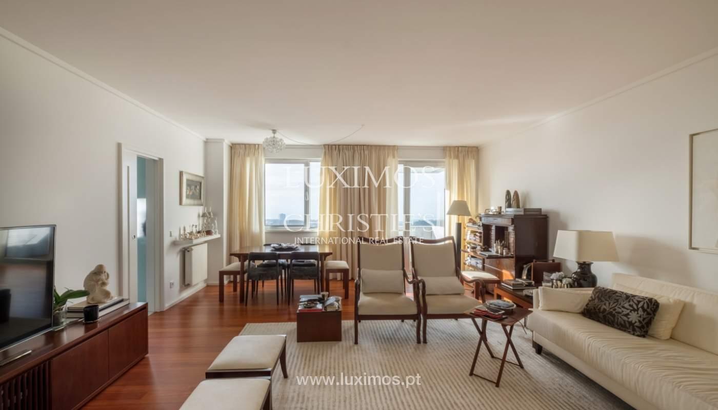 Apartamento de luxo com vistas mar, para venda, em zona nobre do Porto_154053