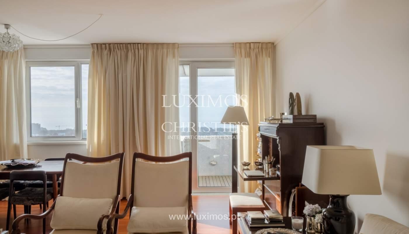 Apartamento de luxo com vistas mar, para venda, em zona nobre do Porto_154058