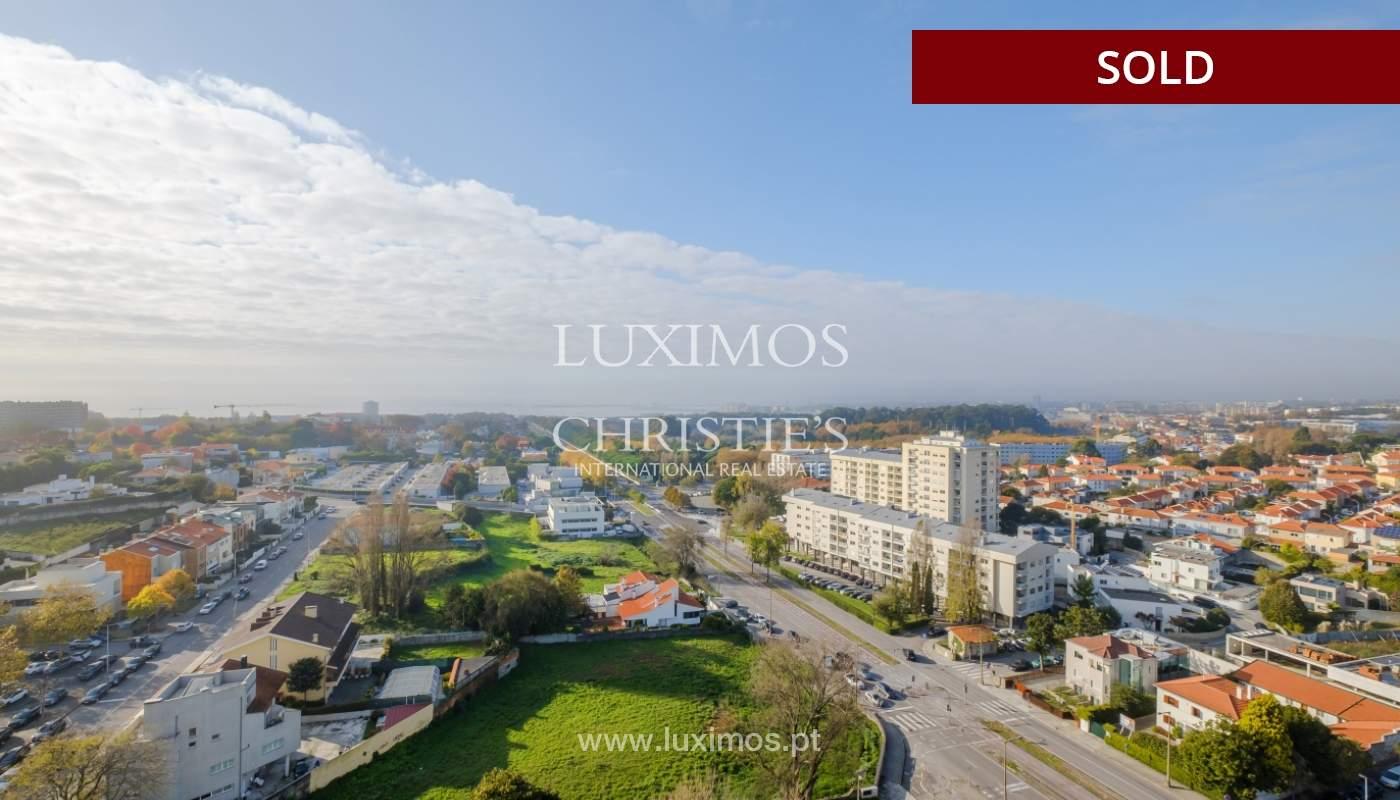 Apartamento de luxo com vistas mar, para venda, em zona nobre do Porto_154063