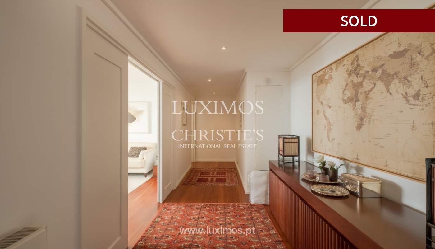 Apartamento de luxo com vistas mar, para venda, em zona nobre do Porto_154064