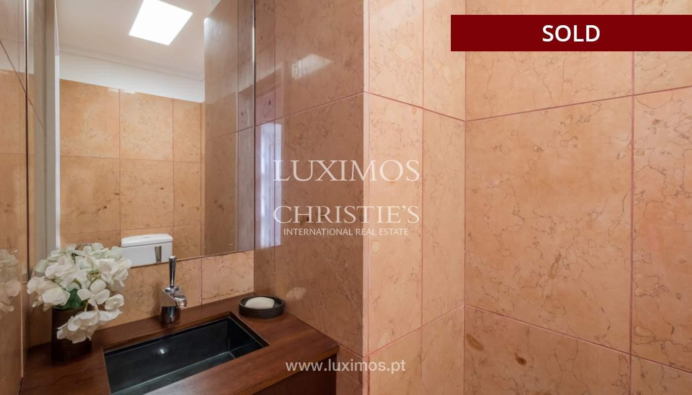 Apartamento de luxo com vistas mar, para venda, em zona nobre do Porto_154066
