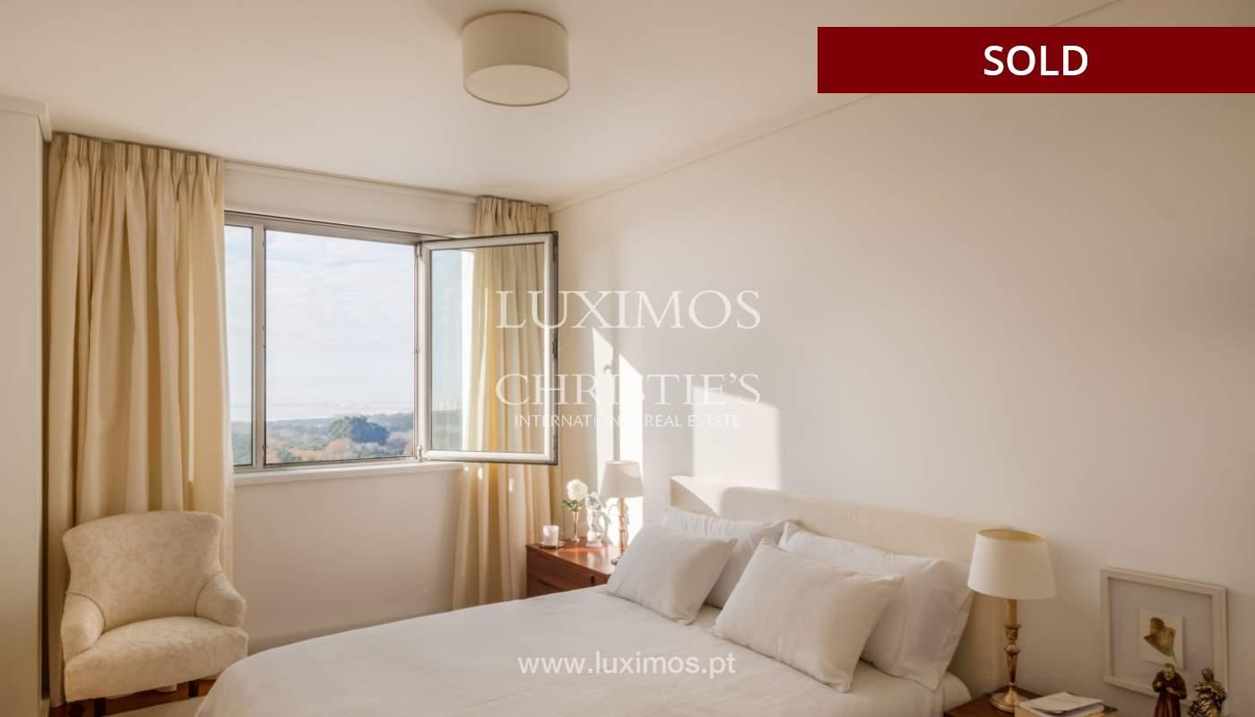 Apartamento de luxo com vistas mar, para venda, em zona nobre do Porto_154074
