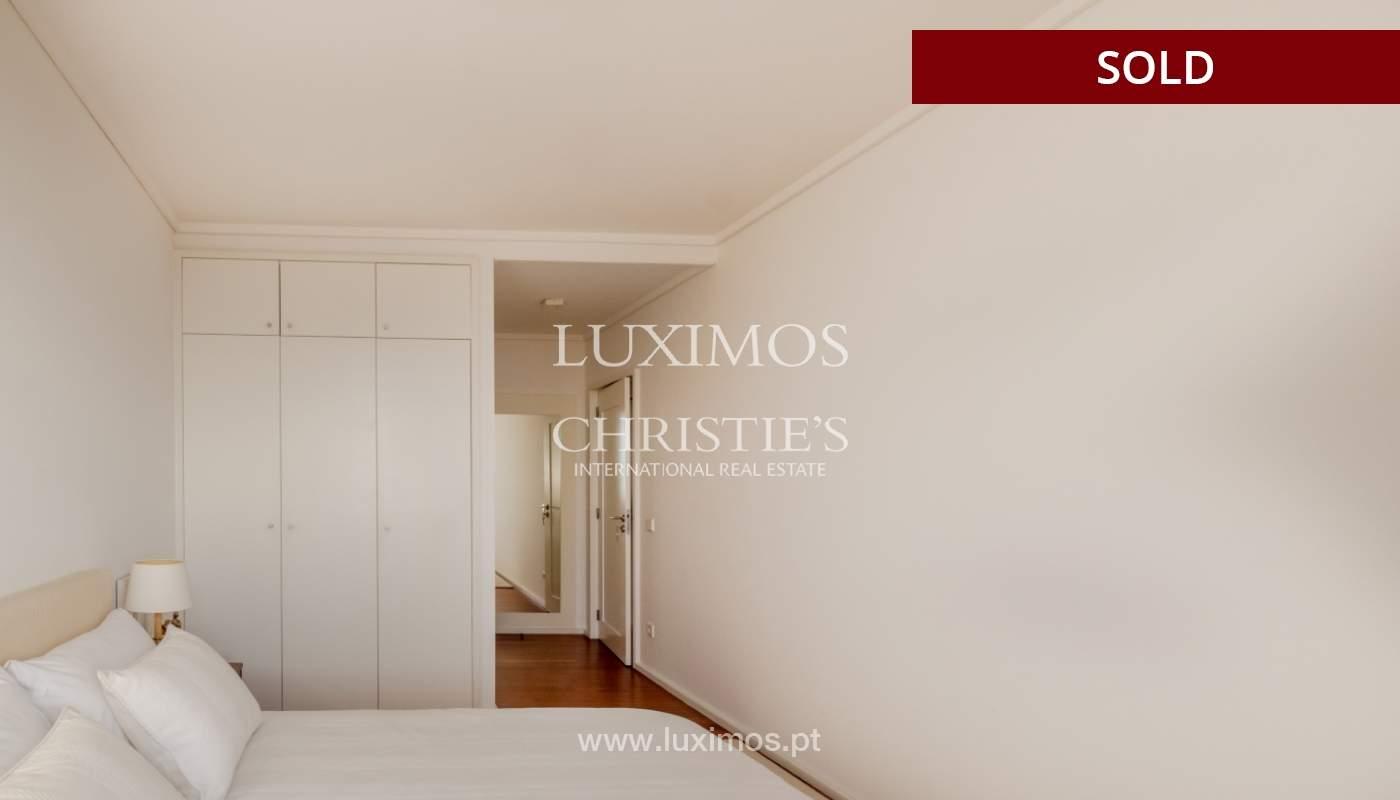 Apartamento de luxo com vistas mar, para venda, em zona nobre do Porto_154078