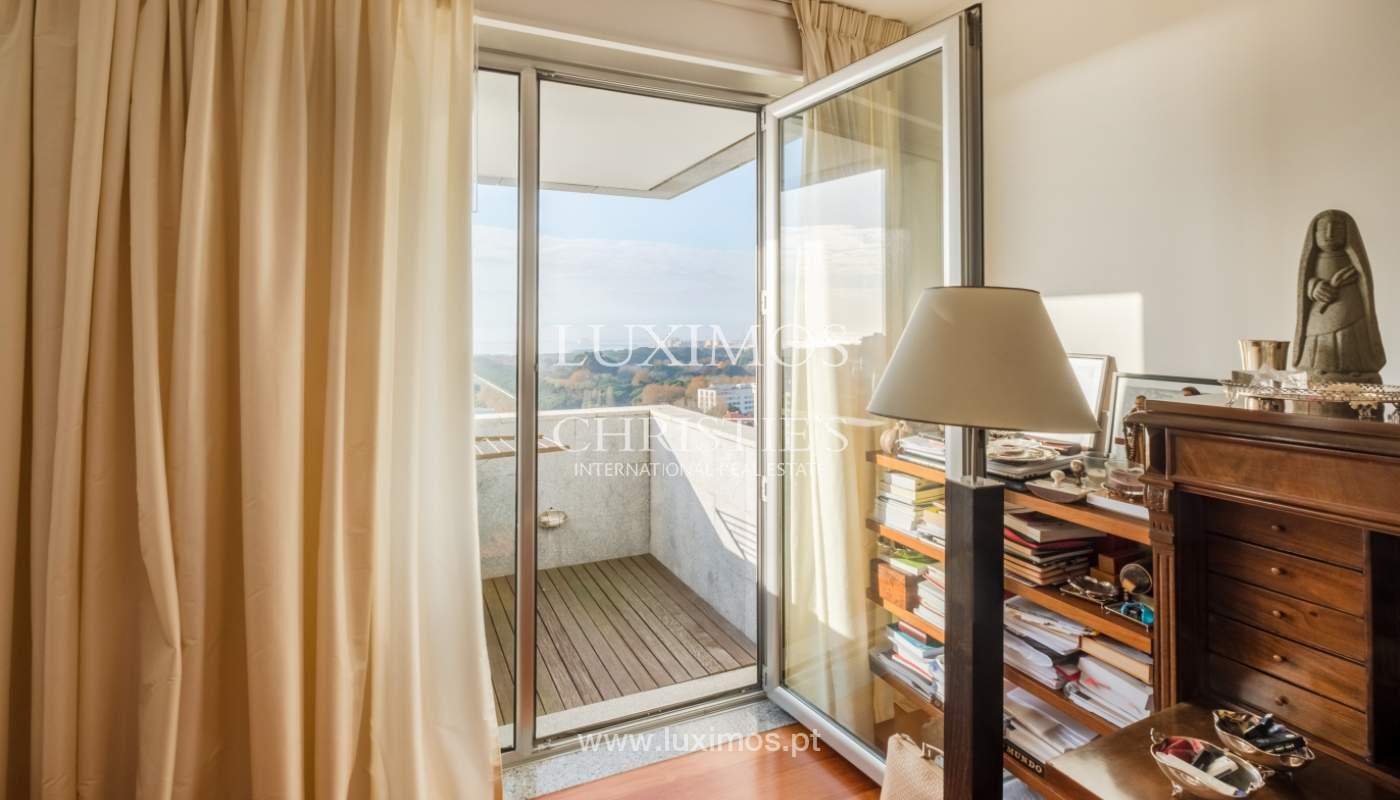 Apartamento de luxo com vistas mar, para venda, em zona nobre do Porto_154086