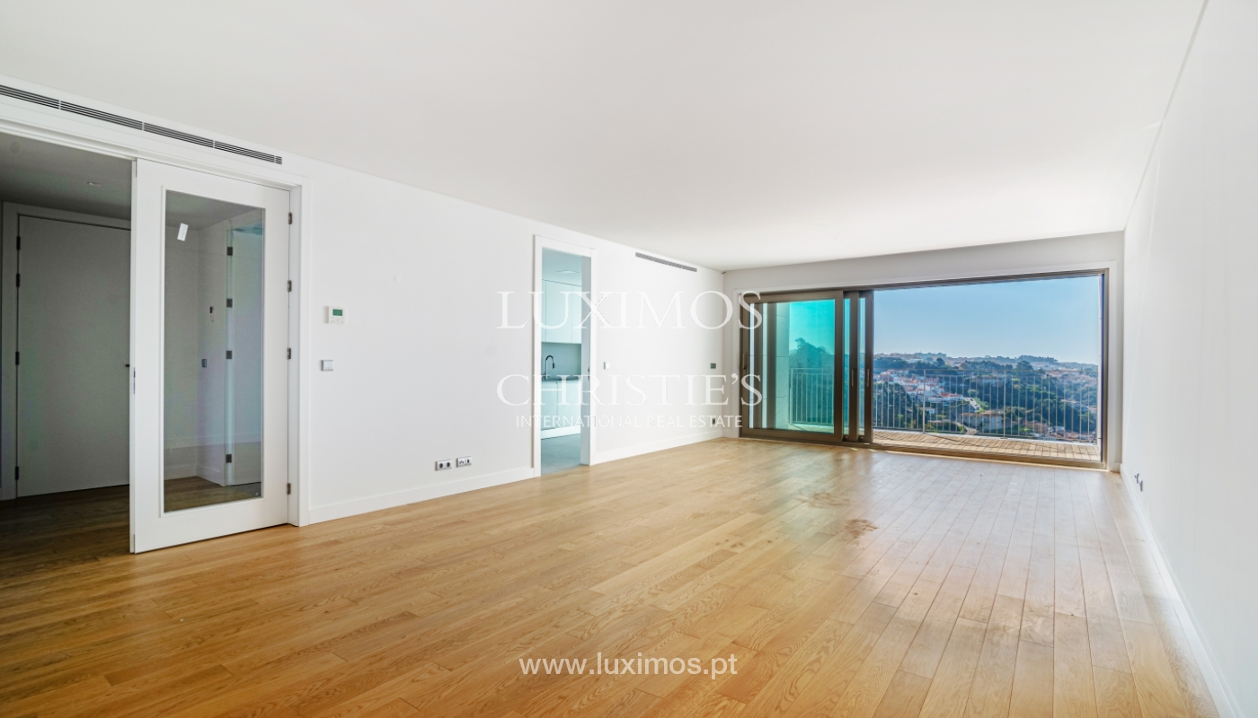 Lujoso apartamento con vistas al río y a Foz do Douro, Portugal_154095