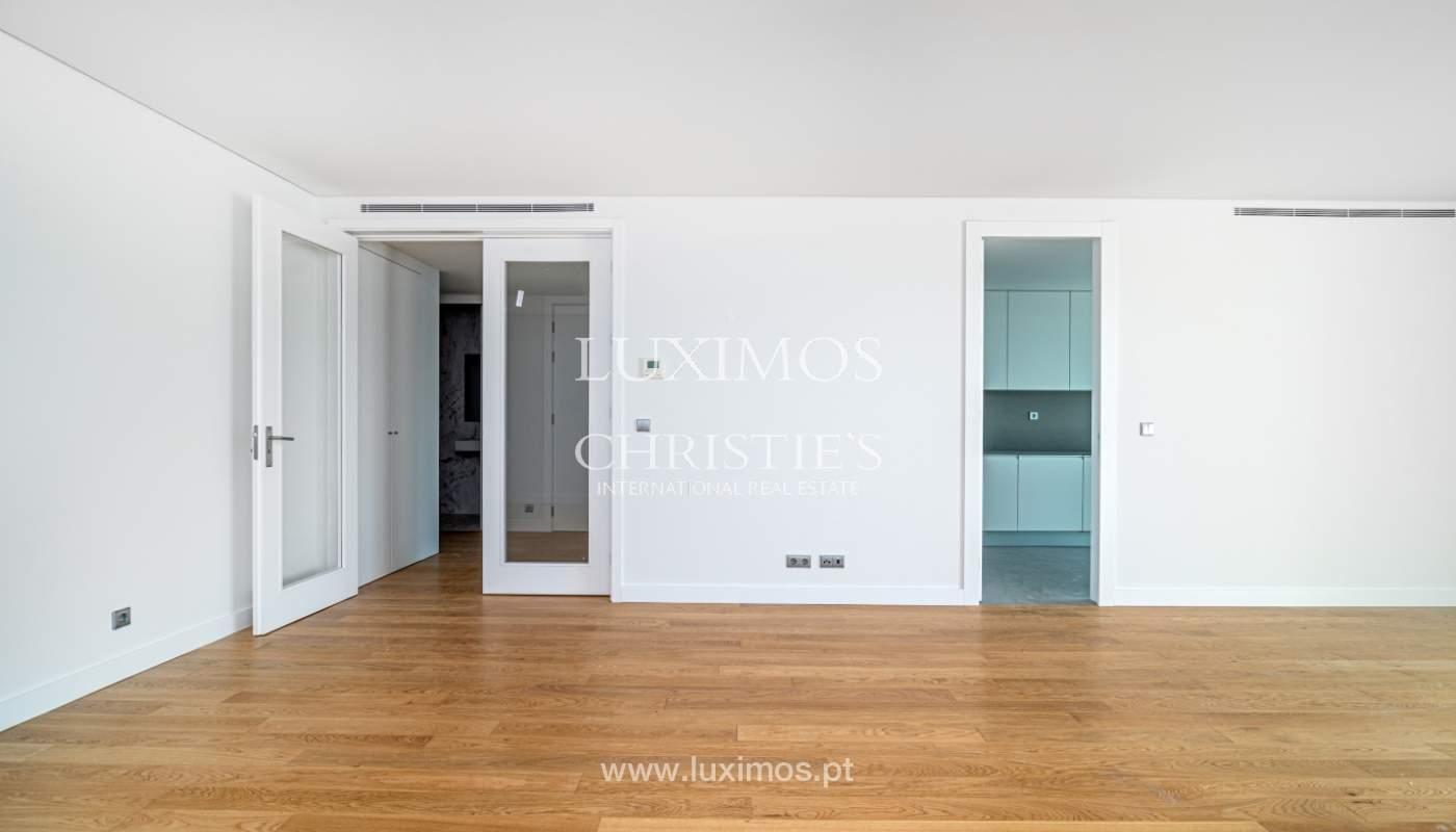 Appartement de luxe, à vendre, avec vue sur le fleuve et Foz do Douro, Portugal_154096
