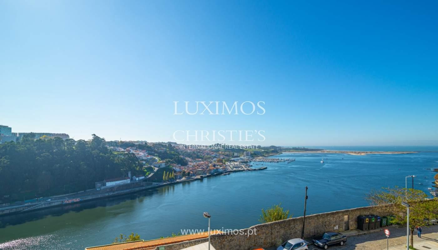 Appartement de luxe, à vendre, avec vue sur le fleuve et Foz do Douro, Portugal_154102