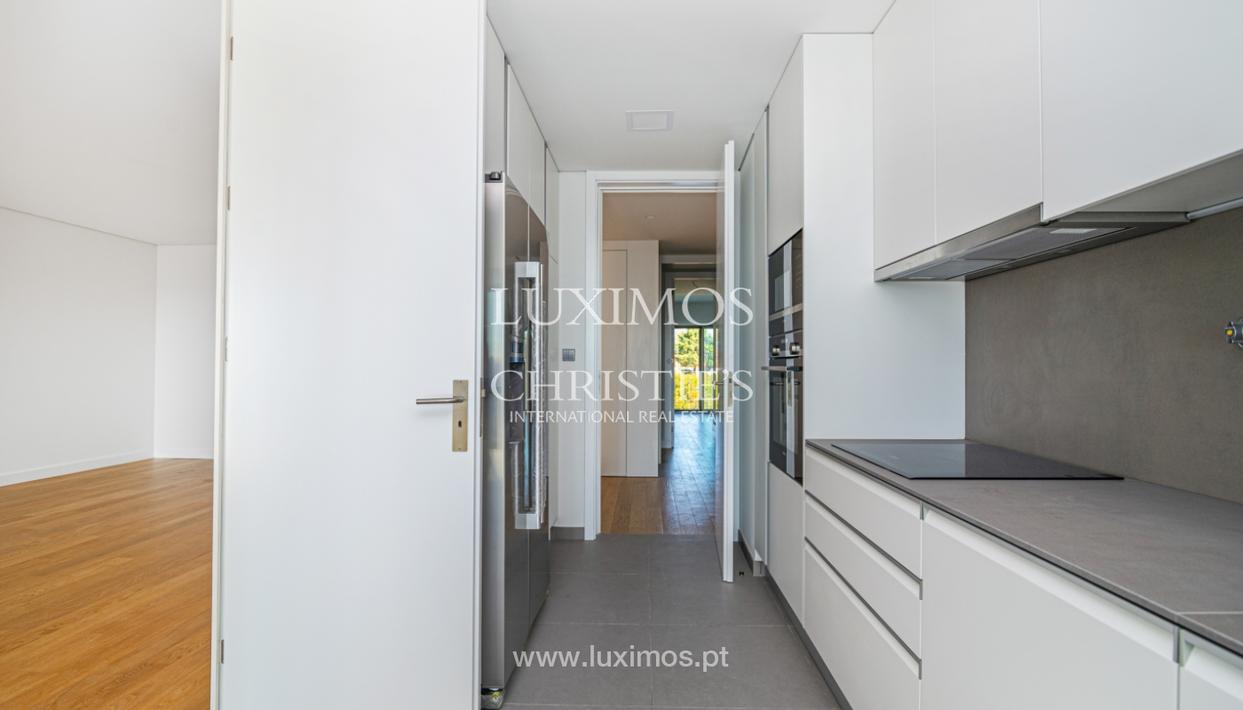 Appartement de luxe, à vendre, avec vue sur le fleuve et Foz do Douro, Portugal_154104
