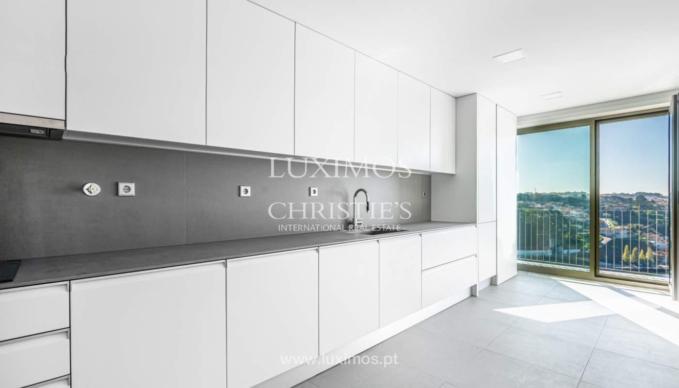 Appartement de luxe, à vendre, avec vue sur le fleuve et Foz do Douro, Portugal_154105