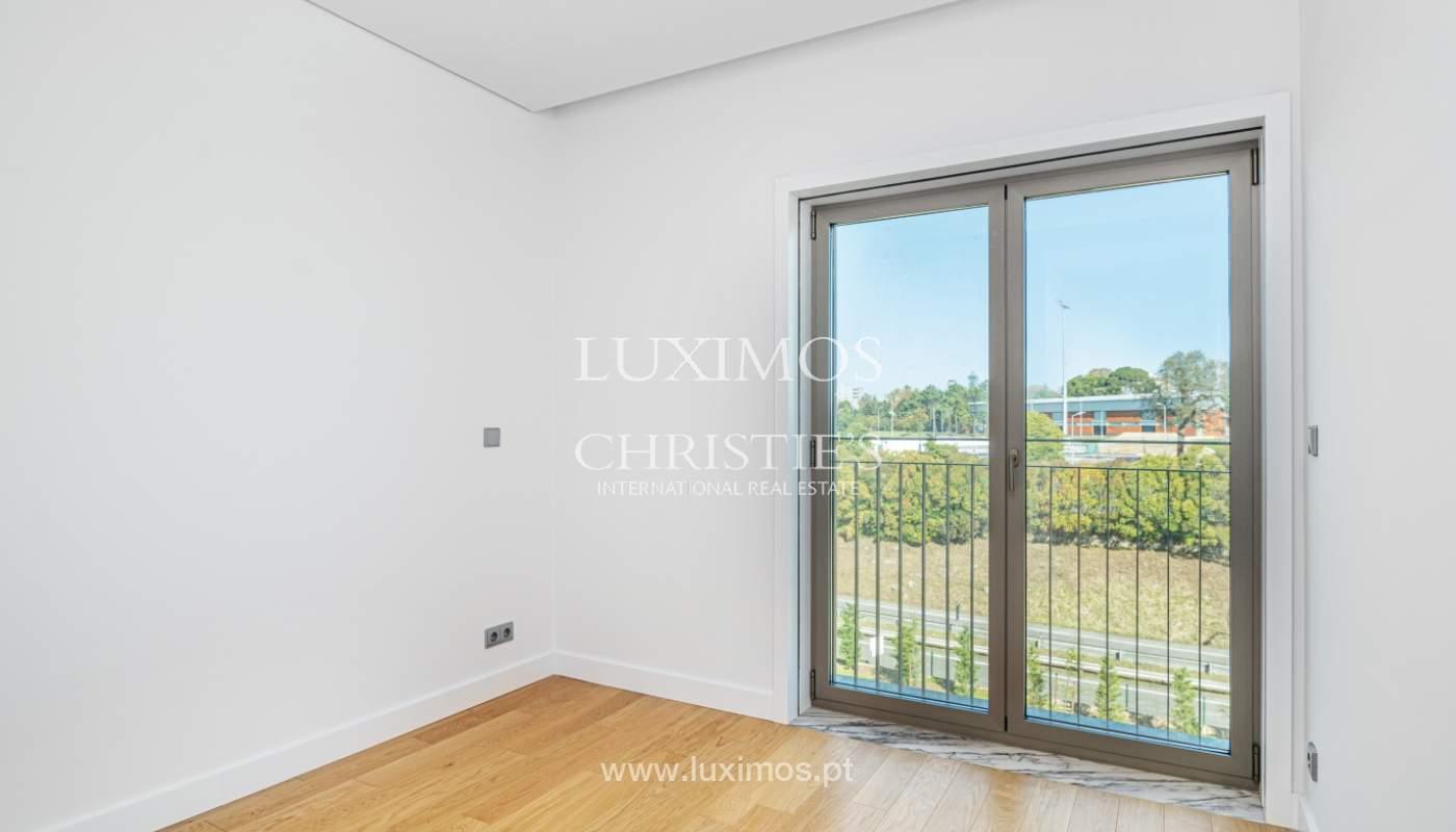 Appartement de luxe, à vendre, avec vue sur le fleuve et Foz do Douro, Portugal_154112