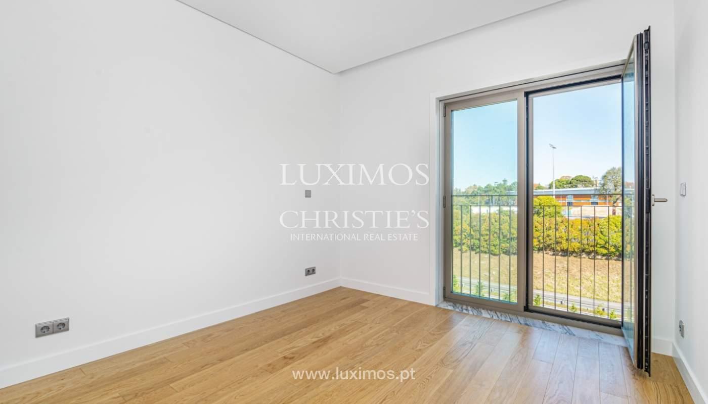 Appartement de luxe, à vendre, avec vue sur le fleuve et Foz do Douro, Portugal_154115