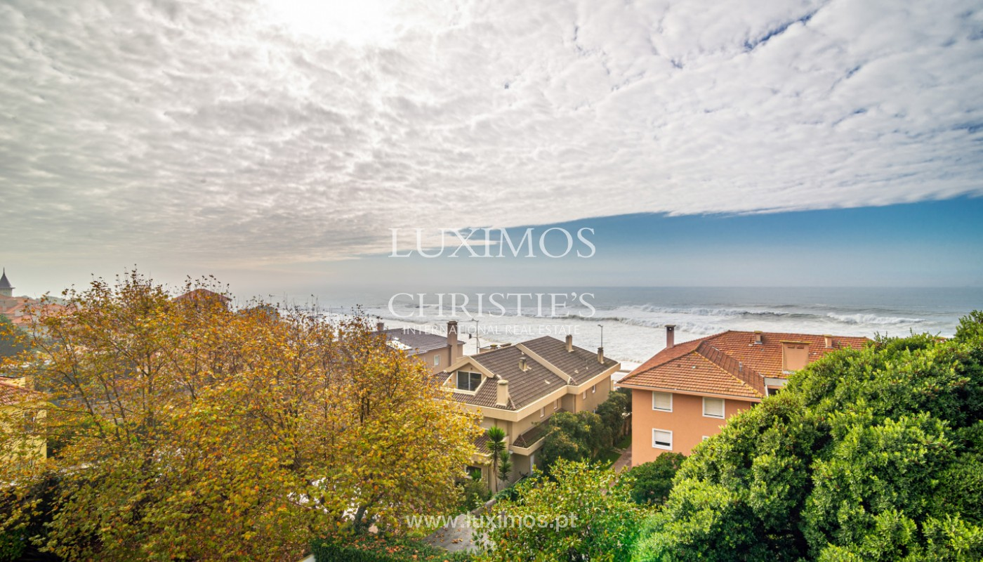 Apartment with balcony and sea views, for sale, in Foz do Douro, Porto, Portugal_154128