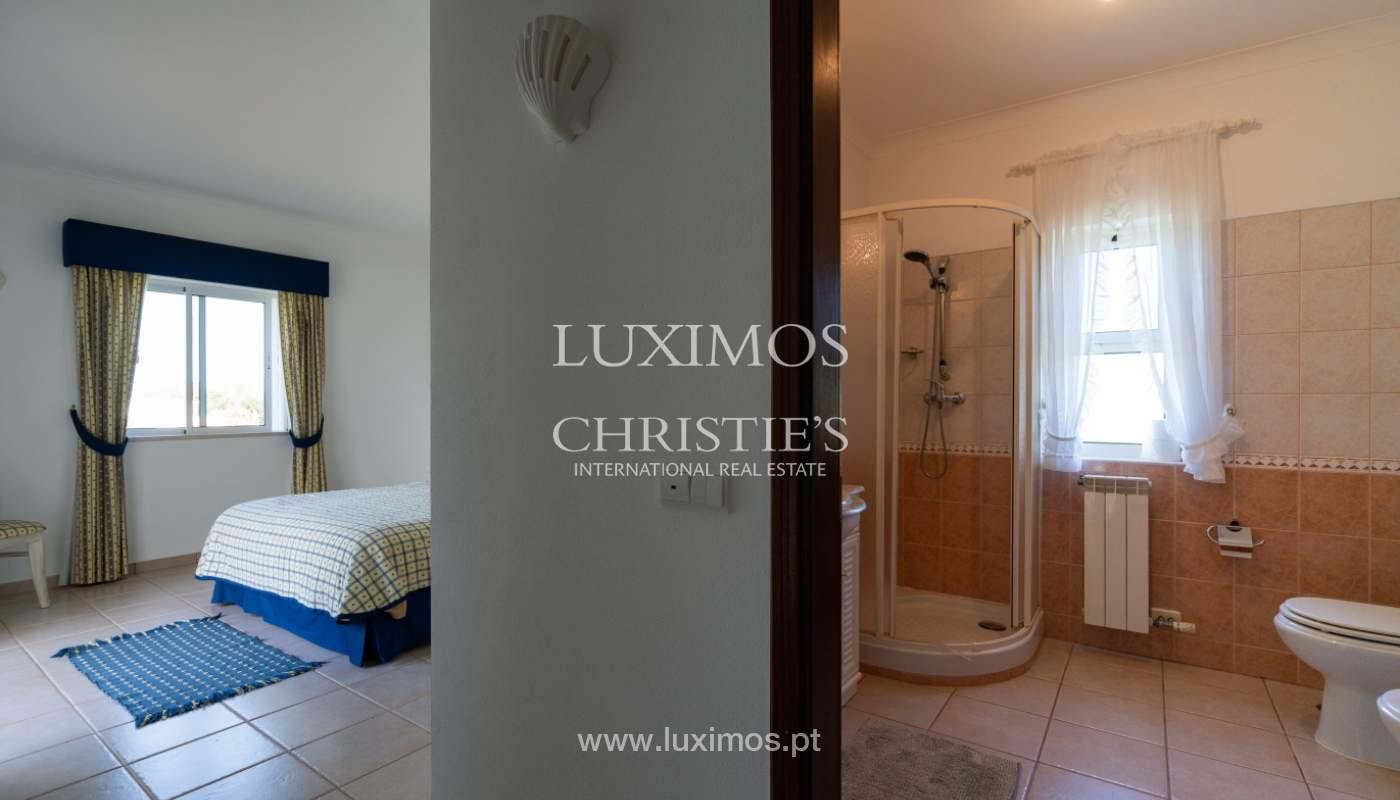Villa, with pool and garden, Carvoeiro, Algarve_154168