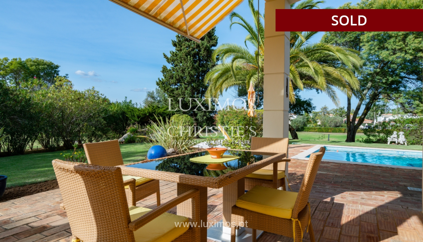 Villa, with pool and garden, Carvoeiro, Algarve_154183