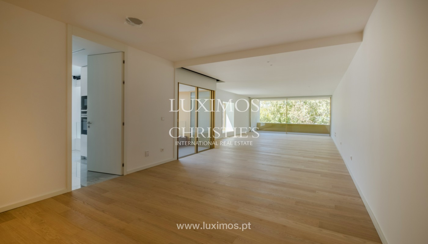 New luxury apartment, for sale, next to the City Park, Porto, Portugal_154262