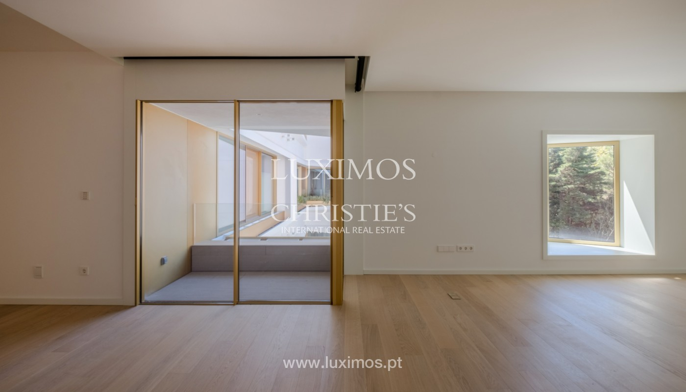 New luxury apartment, for sale, next to the City Park, Porto, Portugal_154266