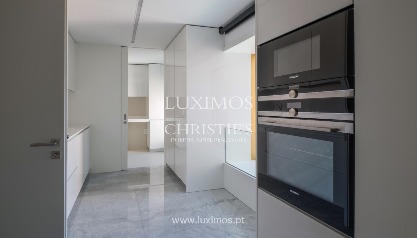 New luxury apartment, for sale, next to the City Park, Porto, Portugal_154267